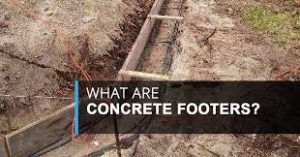 concrete footers